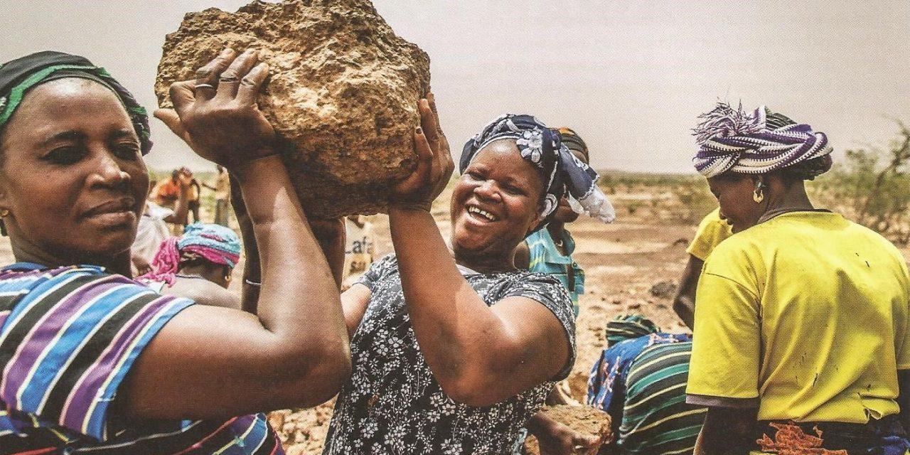 """Is het ons huis? Ook in Burkina Faso?"" VIERING FEBRUARI"