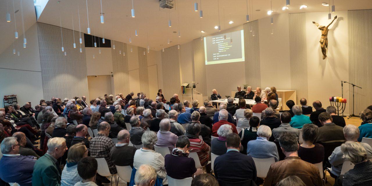 Voorbij de kerkcrisis