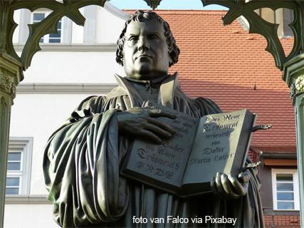 De 95 stellingen van Maarten Luther