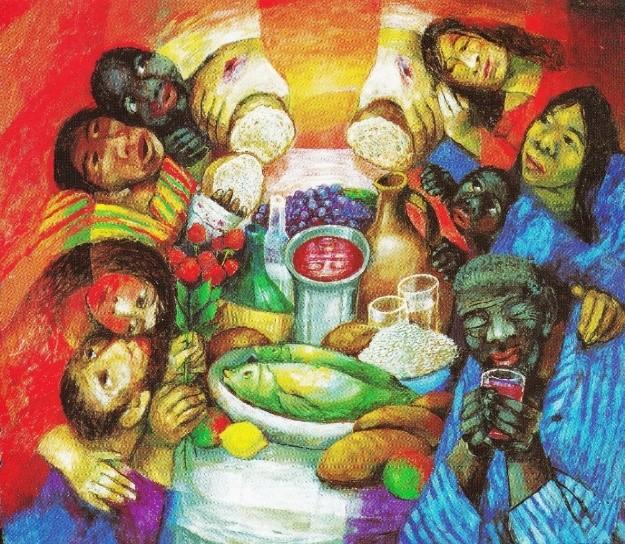 Viering juni 2021 Broederlijk samenleven: Visioen van het rijk Gods